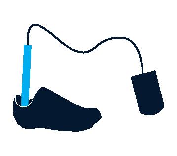 gebioMized GP Cycle foot pressure